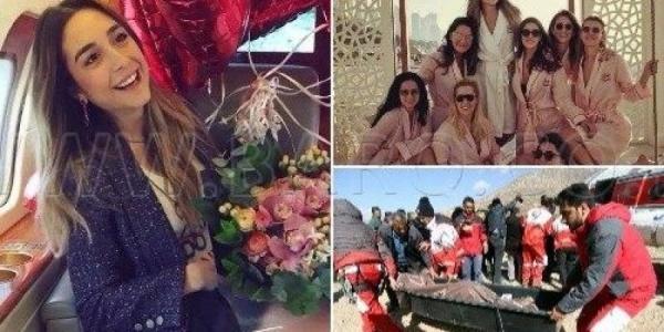 بالصور: تفاصيل وفاة الجميلات الثمانية .. ودعت العزوبية مع صديقاتها في دبي فودعن الحياة بسقوط الطائرة!