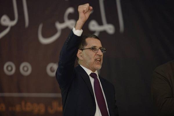 """""""العثماني"""":""""المصباح سيستمر في تصدر الحياة السياسية مستقبلا وسينفع البلاد"""""""