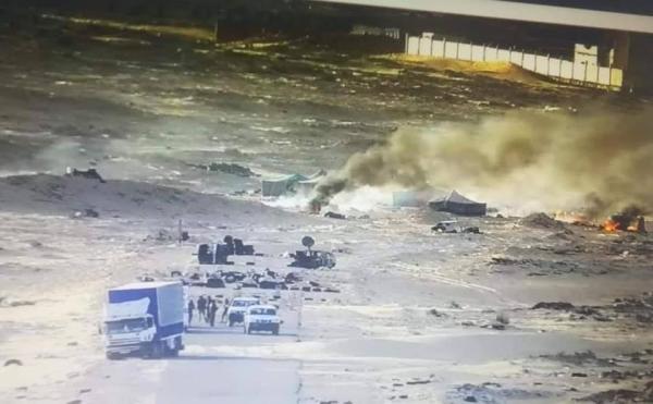 الجيش المغربي يُحرر معبر الكركرات ويحبط هجوما لمرتزقة البوليساريو بالمحبس