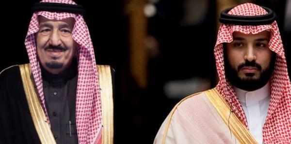 الملك سلمان وولي عهده يبعثان رسالة إلى الملك محمد السادس