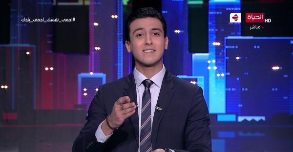 """إصابة مذيع قناة """"الحياة"""" حسام حداد بفيروس كورونا"""