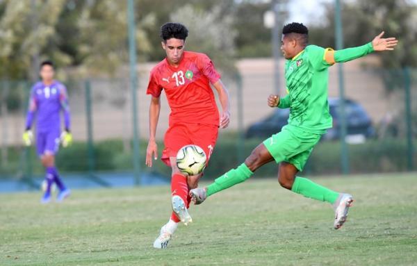 المنتخب المغربي لأقل من 20 سنة ينهزم أمام نظيره الطوغولي