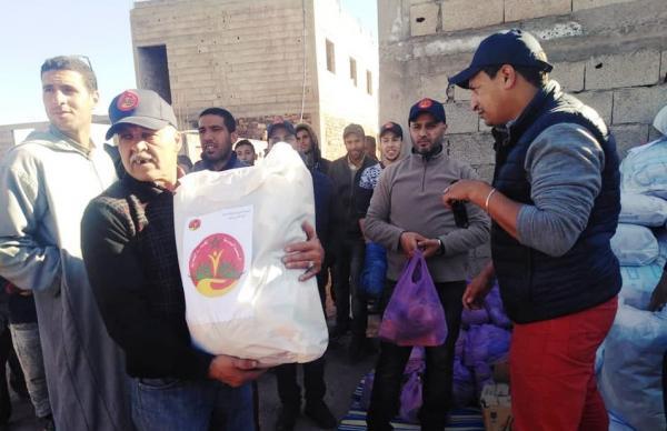 أخنوش يستنفر هياكله لحشد تعاطف فقراء المغرب المنسي (صور)