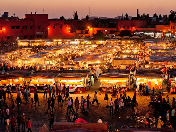 """وزارة السياحة: 2017 سنة """"استثنائية"""" للسياحة في المغرب"""