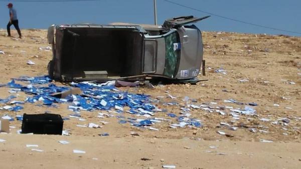 """اعتقال 5 أشخاص على خلفية أحداث سوق """"سيدي امحمد أومرزوق"""" نواحي الصويرة"""