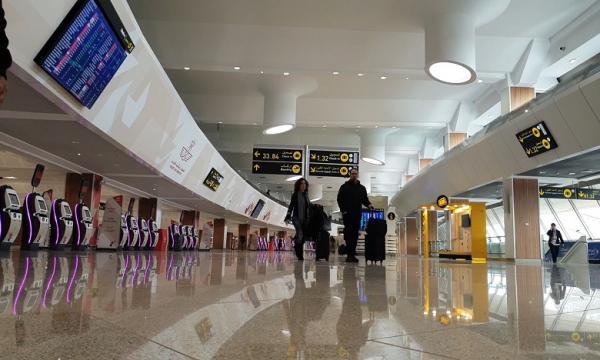 """هام للمسافرين...جميع الرحلات الدولية بمطار """"محمد الخامس"""" ستتحول إلى المحطة الجوية 1 بدءا من الغد"""