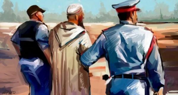 مراكش: الدرك يوقف 5 أشخاص متلبسين بإخراج كنز