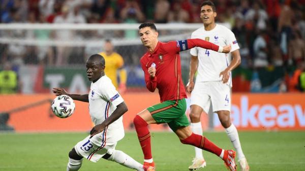 فرنسا والبرتغال يعبران إلى ثمن نهائي كأس أوروبا في ليلة تاريخية لرونالدو