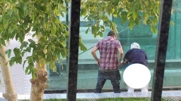 عاجل...القضاء يصدر حكمه في حق الشخص الذي مارس الجنس مع فتاة في الشارع العام بطنجة