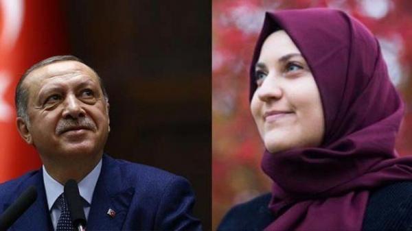 من تكون الحسناء المحجبة التي عينها الرئيس أردوغان مستشارة له!