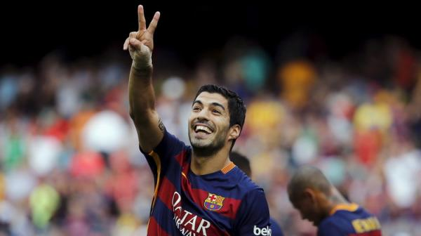 هذا هو سر سعادة سواريز في برشلونة!