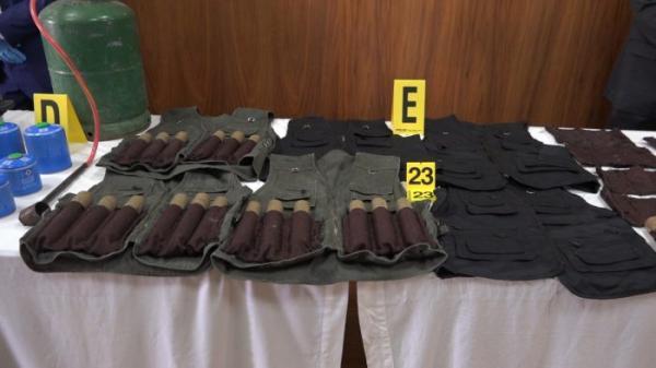 بلاغ النيابة العامة بخصوص نتائج الخبرة على المتفجرات المحجوزة لدى الخلية الإرهابية