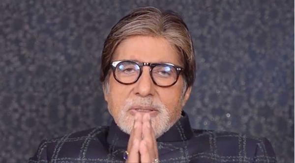 الممثل الهندي أميتاب باتشان يعلن إصابته بفيروس كورونا