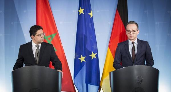 """بعد مراسلة """"بوريطة"""" ..  الخارجية الألمانية تدعو سفيرة المغرب ببرلين للمناقشة"""