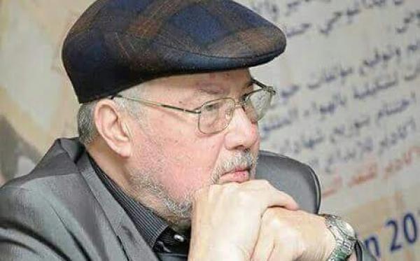 """الموت يخطف """"محمد أديب السلاوي"""" بمدينة طنجة"""