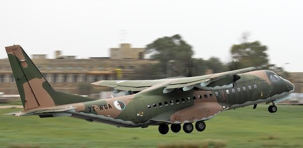تحطم غامض لطائرة عسكرية جزائرية وهذه هي الحصيلة