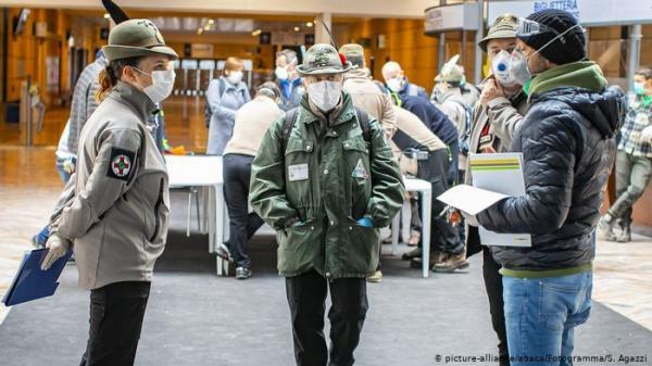 إيطاليا.. ارتفاع مفاجئ في حالات الاصابات والوفيات بفيروس كورونا