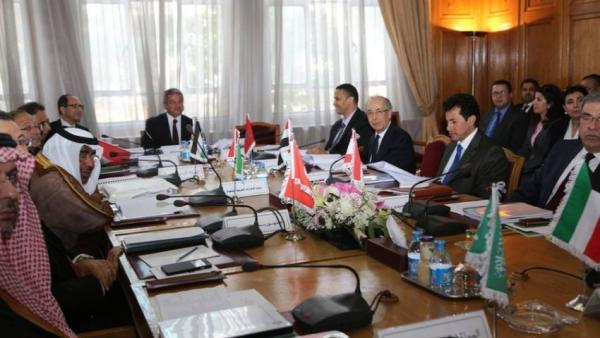 الدورة ال42 لمجلس وزراء الشباب والرياضة العرب بالقاهرة برئاسة المغرب