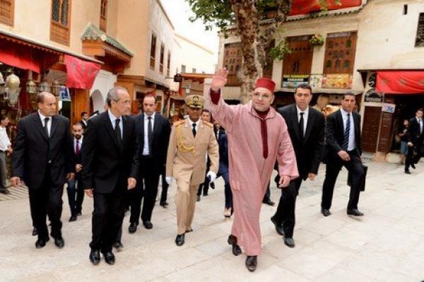 """هذه هي وجهة الملك """"محمد السادس"""" بعد عودته من العاصمة الفرنسية"""
