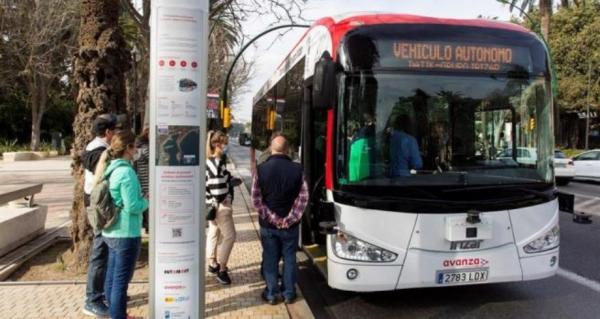 الأولى من نوعها بأوروبا .. إسبانيا تشرع في العمل بحافلات كهربائية وذاتية القيادة