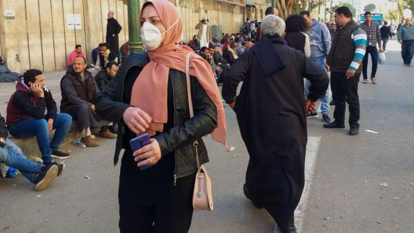الإصابات بكورونا تتجاوز 20 ألفا في مصر وتسجل أعلى حصيلة في يوم واحد