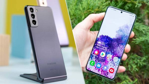 ميزات يجهلها العديدون في هاتف غالاكسي S21