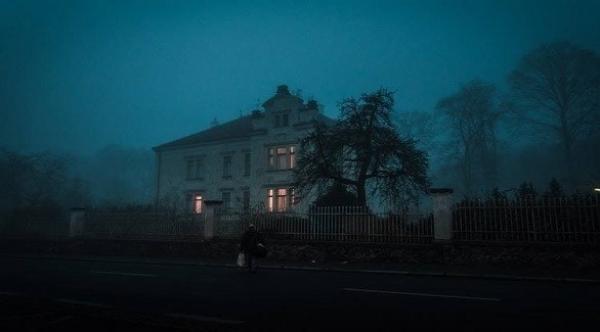 شركة عقارية تركز على المزايا التي تتمتع بها المنازل المسكونة أو المخيفة