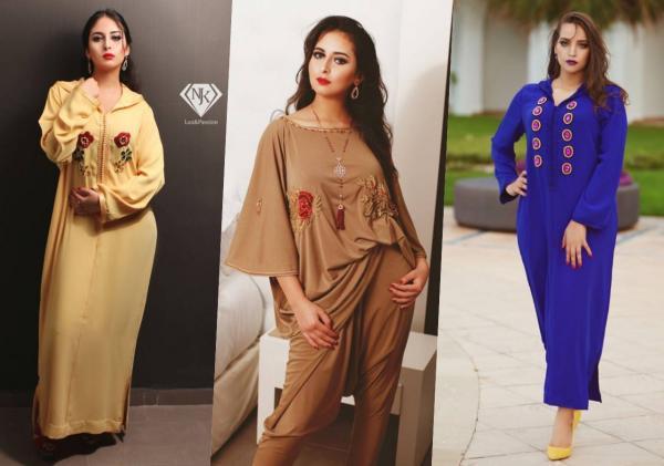 ca206991d فقط للنساء : مصممة مغربية تطرح باقة فساتين متميزة بمناسبة العيد ( الصور )