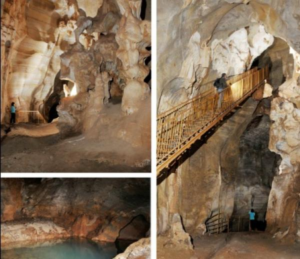 """بالصور: المغرب يكتشف نقوشا فنية جدارية تعود لـ""""العصر الحجري"""""""