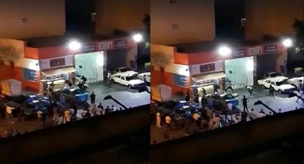 """بعد الضجة التي أثارها...أمن طنجة يكشف تفاصيل فيديو """"موقعة السيوف"""" بحي المصلى"""