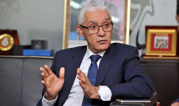 """وزير الشباب يضع بمعية مسؤولي """"SNRT"""" اللمسات الأخيرة قبيل انطلاق""""  الألعاب الإفريقية"""" المزمع تنظيمها بالمغرب"""