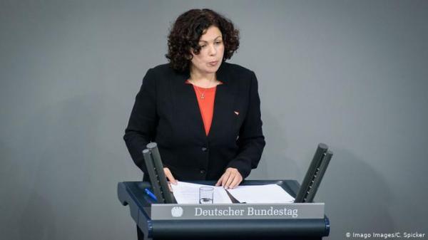 لأول مرة، نائبة من أصل عربي تتولى رئاسة كتلة برلمانية في ألمانيا