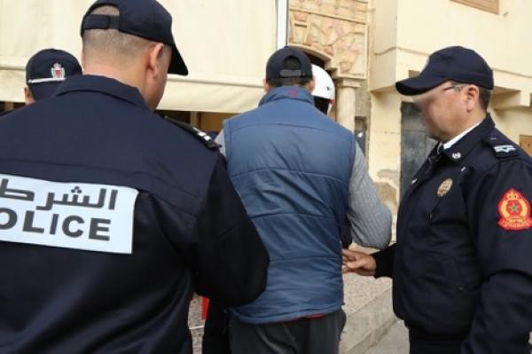 اعتقال 8 شبان بينهم طالبان بعد إقدامهم على أفعال جنونية ببني ملال