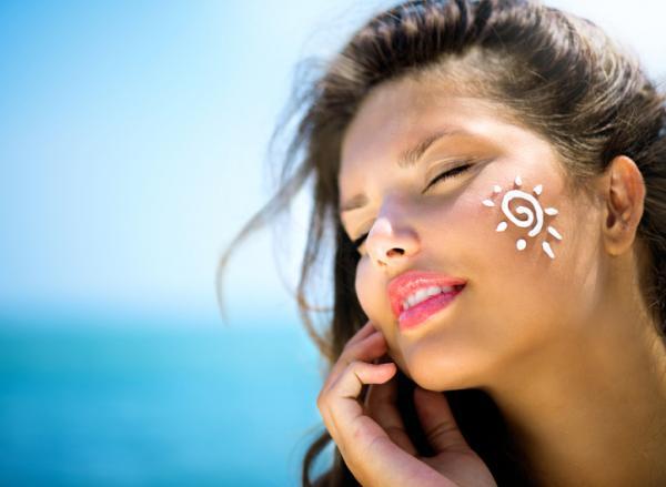احمي وجهك من الشمس بوصفة طبيعية