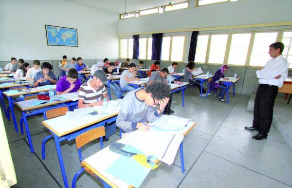 """بلاغ هام من وزارة """"أمزازي"""" يَهُمُّ المترشحين لامتحانات الباكالوريا"""