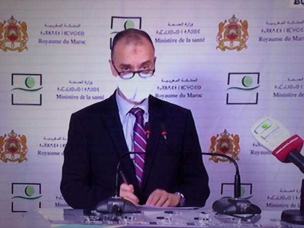 عاجل...وزارة الصحة تعلن عن آخر إحصائيات انتشار فيروس كورونا بالمغرب