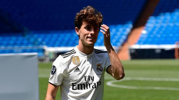 أودريوزولا ينتقل من ريال مدريد إلى بايرن ميونخ على سبيل الإعارة