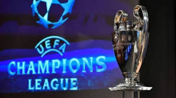 دوري أبطال أوروبا .. برنامج مباريات الاربعاء