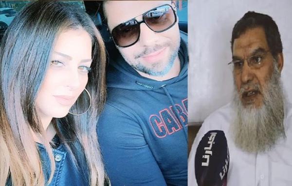 """الفيزازي يُبارك زواج """"الأخ"""" مسلم و""""الأخت"""" أمل صقر"""
