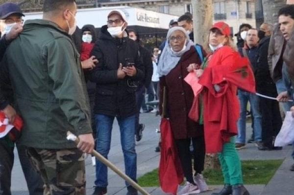 """اللجوء إلى القضاء الفرنسي بعد اعتداء مرتزقة """"البوليساريو"""" على مغربيات في باريس"""