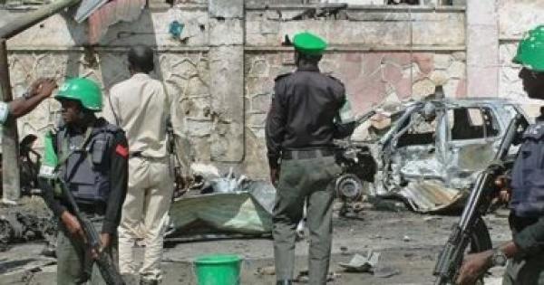 ارتفاع حصيلة انفجار قنبلة بحافلة صغيرة في الصومال إلى ما لايقل عن 10 أشخاص