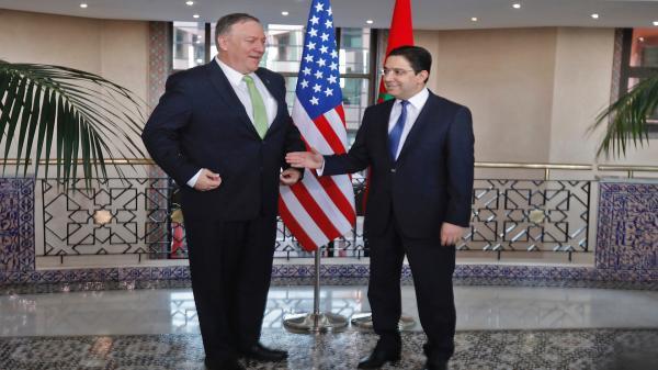 """الخارجية الأمريكية تصدم """"البوليساريو"""" وترد على انسحابها من اتفاقية وقف إطلاق النار"""
