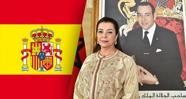 السفيرة المغربية بمدريد ترد بقوة على استدعاء الخارجية الإسبانية: هناك أفعال تترتب عليها عواقب