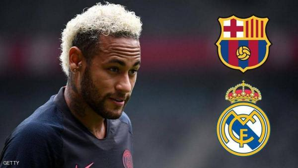 """قضية """"نيمار""""...برشلونة يتقدم بعرض نهائي لضمه وريال مدريد ينتظر"""