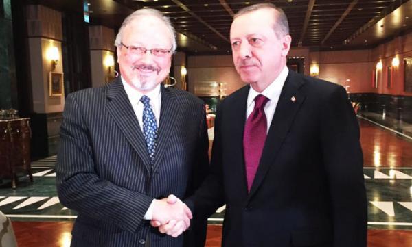 """السعودية تلعب بالنار مع تركيا في قضية اختفاء """"خاشقجي"""" وهذا ما أمر به """"أردوغان"""""""