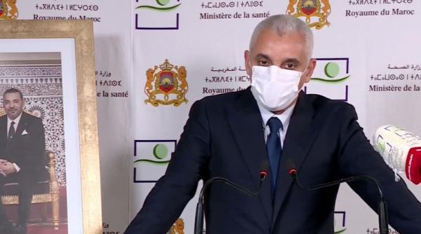 وزير الصحة ينفي إعادة 300 مغربي عالق بالخارج في الأسبوع ويقول إن كلامه تم تحويره