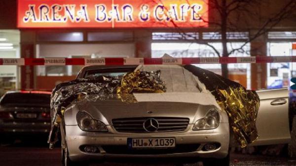 """المنفذ انتحر وقتل أمه! .. تفاصيل جديدة حول  هجوم """"مقهيي الشيشة"""" بألمانيا"""