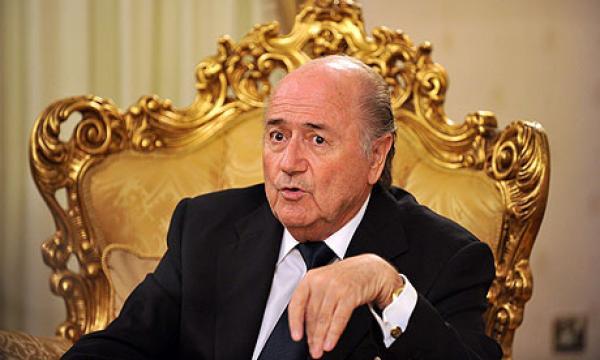 بلاتر يُعلق على خسارة المغرب لإستضافة مونديال 2026