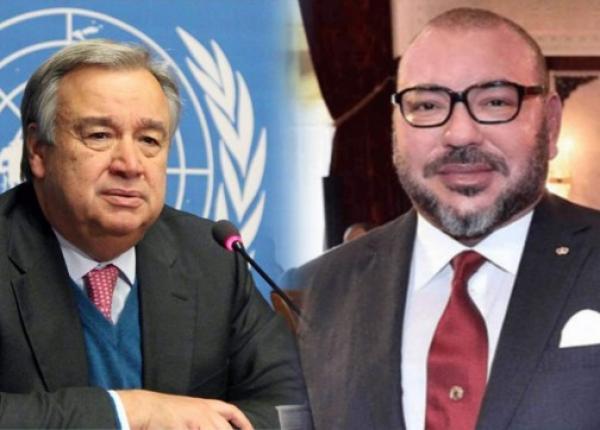 الأمين العام للأمم المتحدة يهنئ الملك محمد السادس
