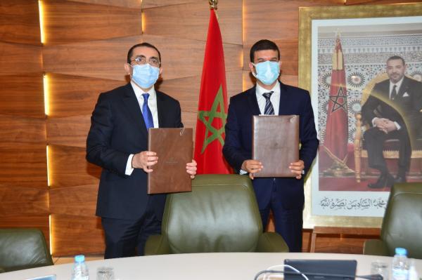 مجموعة القرض الفلاحي للمغرب وجامعة محمد السادس متعددة التخصصات التقنية تبرمان إتفاقية شراكة